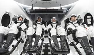 """Người chiến thắng """"Space Hero"""" sẽ được bay đến Trạm Vũ trụ Quốc tế ISS trong 10 ngày. Ảnh: NASA"""