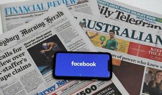 Người dùng Facebook tại Úc không thể chia sẻ và xem tin bài trong nước lẫn quốc tế. Ảnh: Shutterstock
