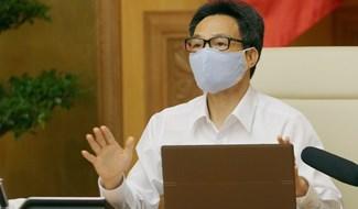 Phó Thủ tướng Vũ Đức Đam yêu cầu trong điều kiện bình thường mới, tất cả hoạt động phải được tổ chức an toàn.