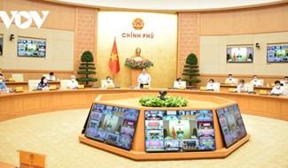 Thủ tướng họp trực tuyến với hơn 9.000 xã phường